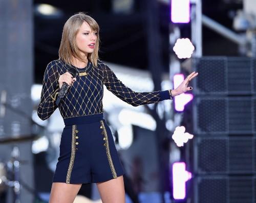 泰勒·斯威夫特解释她为什么知道 Spotify 是个麻烦