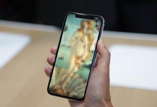 放心,iPhone 看不懂你的小黄图