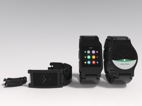 英国厂商制作模块化智能手表,采用安卓系统
