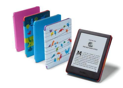 亚马逊推出 Kindle 儿童版 | TechCrunch 中文版