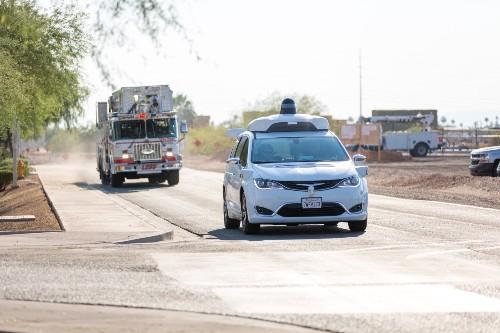 Waymo 宣布将提供完全无人驾驶的网约车服务 | TechCrunch 中文版