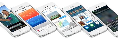 苹果发布新一代移动操作系统 iOS 8:新特性汇总