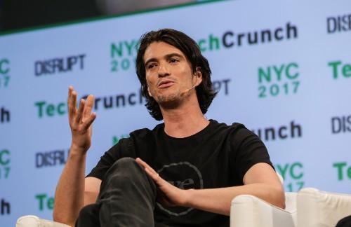 WeWork CEO 在公司上市前套现超过 7 亿美元 | TechCrunch 中文版