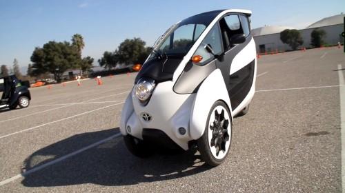 i-Road 是丰田对未来代步工具的最新尝试