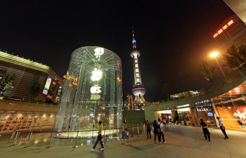 苹果在 App Store 支付选项中加入中国最大的银行卡网络——中国银联