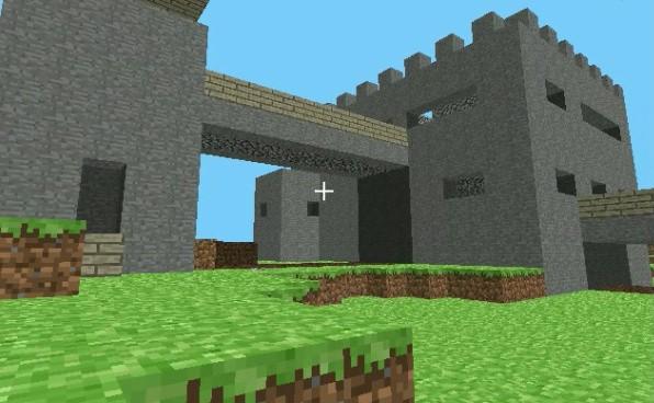 Oculus 展示 Gear VR 版 Minecraft