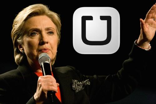 传希拉里将美国中产阶级收入增长停滞归咎于 Uber 等按需服务公司