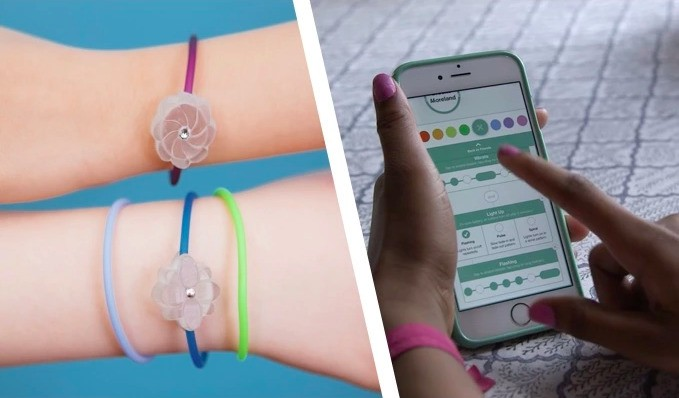 Jewelbots:帮助小女生学习编程的好友手环