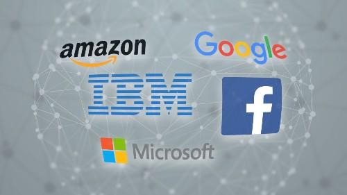 Facebook、亚马逊、谷歌、IBM 和微软成立人工智能合作组织
