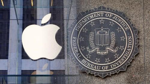 """在解锁 iPhone 纷争中,苹果与美司法部之间的""""敌意""""已公开化"""