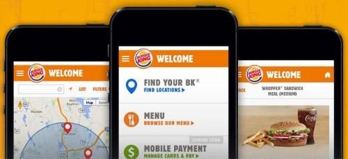 PayPal 与汉堡王合作,推广移动支付服务