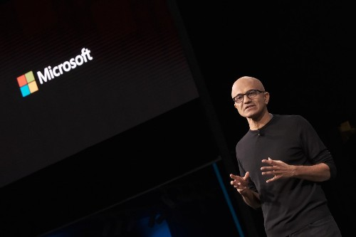 微软 Azure 营收增长仍在继续放缓 | TechCrunch 中文版