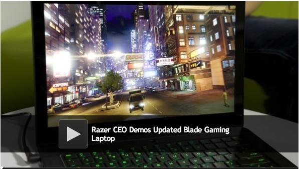 雷蛇推新款 Blade 游戏笔记本:屏幕分辨率大幅提升