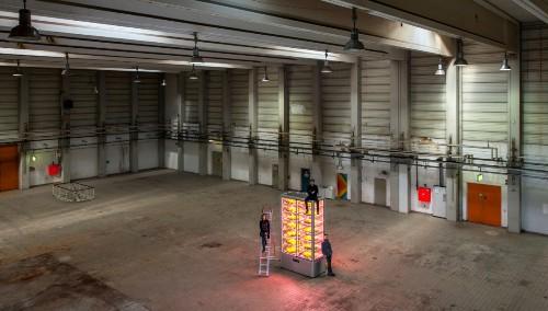 Infarm:未来城市中的每一间超市都会有一个农场