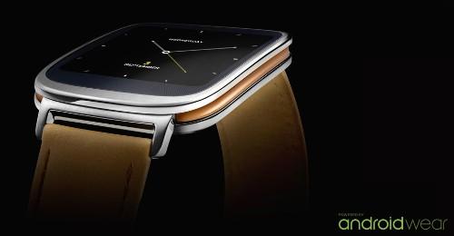 华硕将于 11 月 9 日在美国开售 Android Wear 手表 ZenWatch