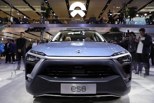 连续低迷之后,蔚来汽车第三季度销量大幅上升 | TechCrunch 中文版