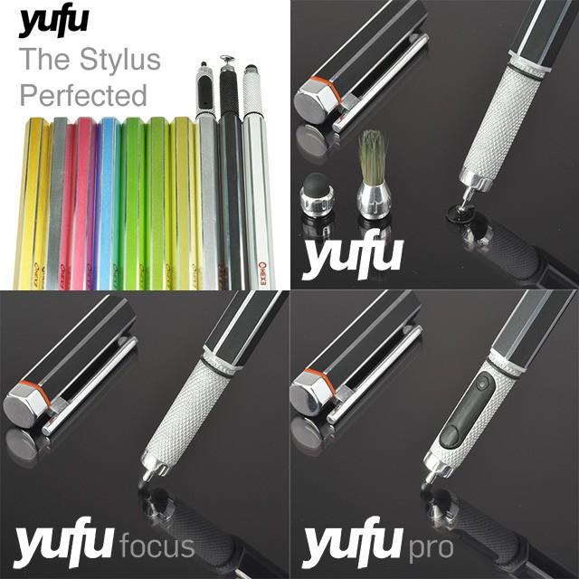 创业公司 Hex3 推出三款 YuFu 品牌手写笔