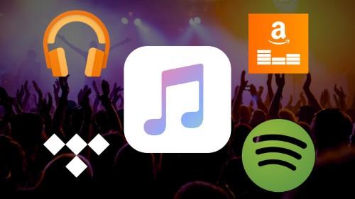 苹果流媒体音乐服务 AppleMusic 优势与劣势盘点