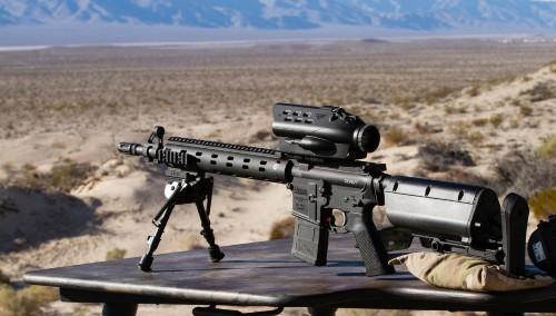 TrackingPoint 带来了枪械瞄准技术的未来