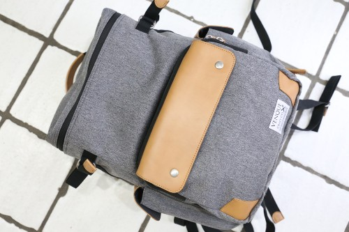 [Bag Week 2014] Venque DSLR CamPro 单反背包