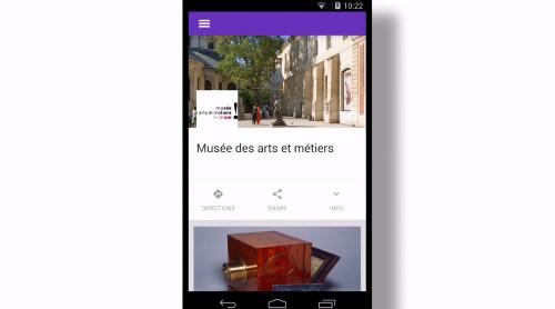 谷歌新推出的技术平台可将博物馆放进移动应用中