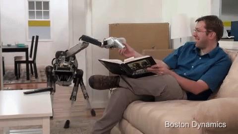 擅长制造逆天机器人的波士顿动力,这次推出了会做家务的 SpotMini