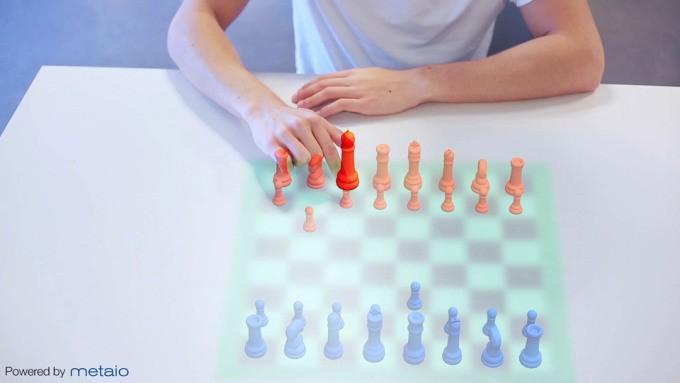 Metaio 热触控技术为增强现实用户界面的未来创新指明方向