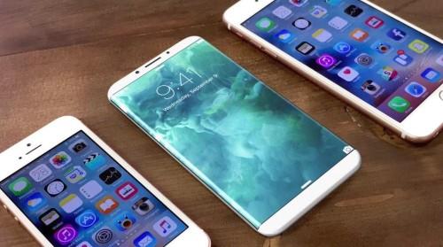 华尔街日报:苹果的新 iPhone 将采用曲面 OLED 屏幕