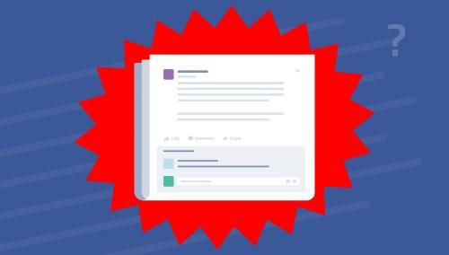 Facebook 将推出新闻项目 The Facebook Journalism Project