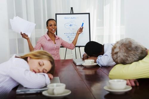 会议效率不高?来看看如何解决