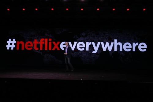 Netflix 现已覆盖全球市场,中国、朝鲜、叙利亚、克里米亚除外