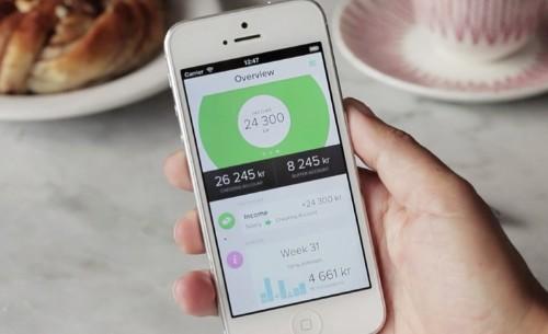 Tink:欧洲个人财务管理移动应用,A 轮融资 400 万美元