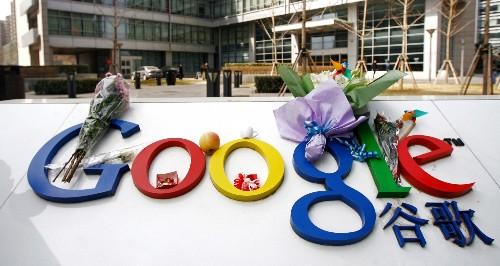 谷歌低调重构中国战略