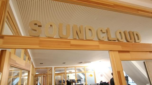 网络音频平台 SoundCloud 以 7 亿美元估值融资 6000 万美元