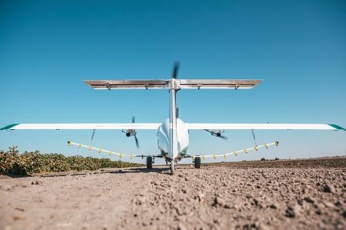 农药喷洒无人机公司 Pyka 完成 1100 万美元种子轮融资 | TechCrunch 中文版