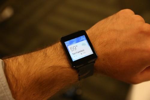 Google Now 成为 Android Wear 杀手级应用