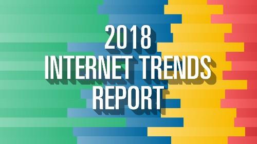 """""""互联网女皇""""2018 年趋势报告发布,我们整理了这些要点"""