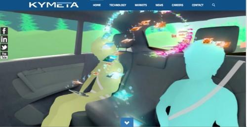 Kymeta:为任何交通工具提供高速 Wi-Fi 连接