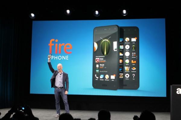 有些功能,只有亚马逊 Fire Phone 才有