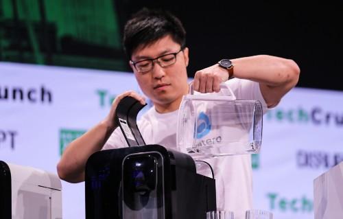 WaterO:让每个人都能喝上放心水的净水设备