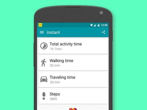 Instant:能让你追踪一切事情的安卓应用