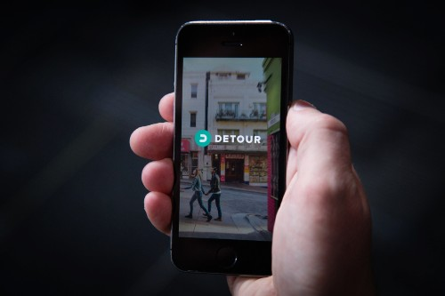 Groupon 创始人推出有声旅游应用 Detour