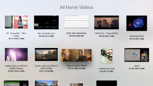 VLC 登陆 Apple TV