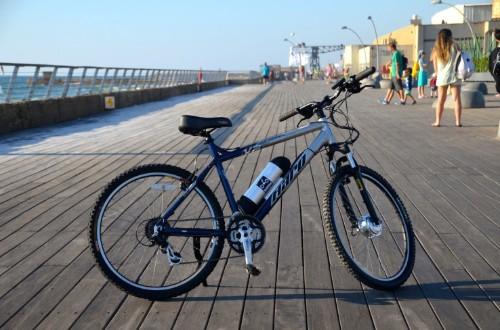 价格适中的 Barak 电动自行车套件:15 分钟将自行车变成电动车