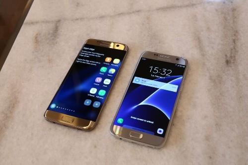 三星公布 Galaxy S7 和 S7 Edge,防水功能和 microSD 卡槽回归