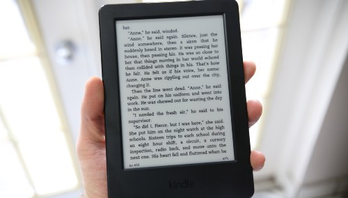 2014 款 Amazon Kindle 评测:配备触摸屏的入门级阅读器