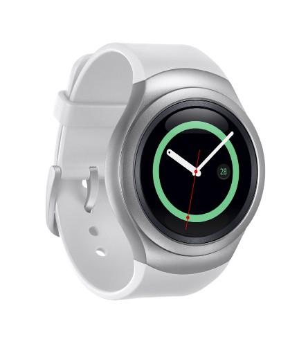 三星发布圆形智能手表 Samsung Gear S2