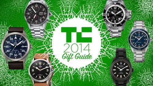 2014 科技什么值得买:男士手表篇