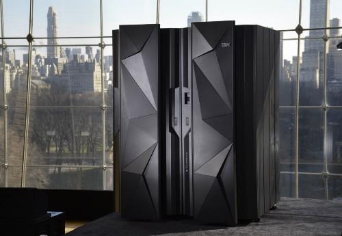 IBM 推出 z13 新款大型机