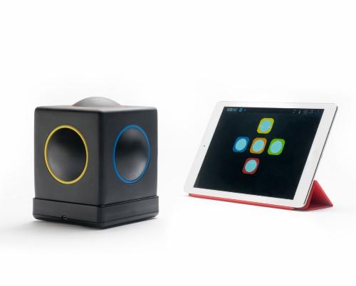 Skoog 2.0:带有无线连接功能的多用途教学乐器